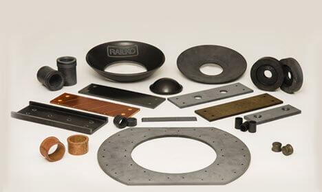 Bearings Wear Parts - TENMAT