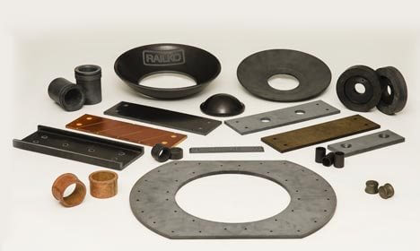 Bearings and Wear Parts - TENMAT