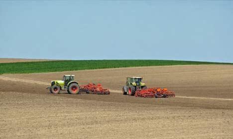 Bearings for Agriculture Industry - TENMAT