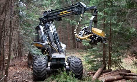Forestry - TENMAT