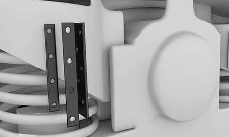 Horn Block Guide Plates - TENMAT