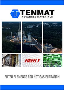 Hot Gas Filters - TENMAT