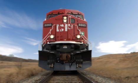 Locomotives Rail - TENMAT