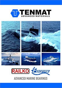 TENMAT Advanced Marine Bearings Brochure