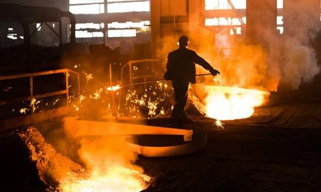 Metal Production Heat Treating Applications - TENMAT