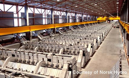 Non Ferrous Metal Production - TENMAT