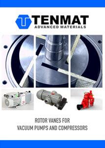Rotor Vanes Brochure - TENMAT