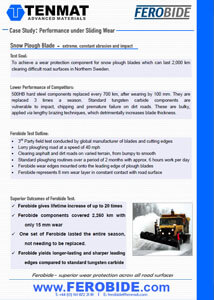 TENMAT FEROBIDE Case Study