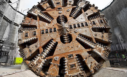 Tunnel Boring Machines - TENMAT
