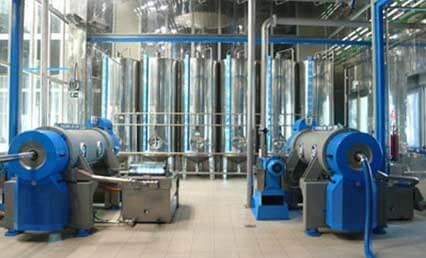Decanter centrifuges - TENMAT