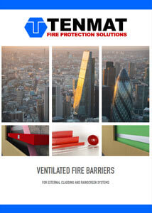 Tenmat Ventilated Fire Barriers Brochure