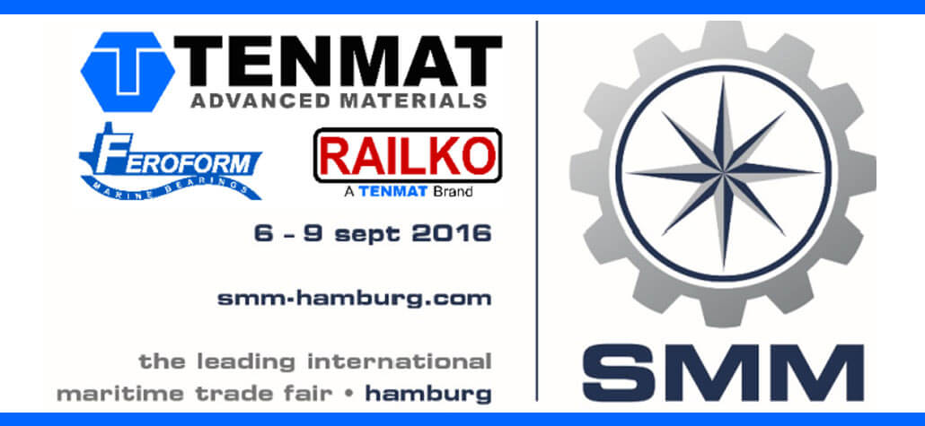 TENMAT is Exhibiting at SMM 2016