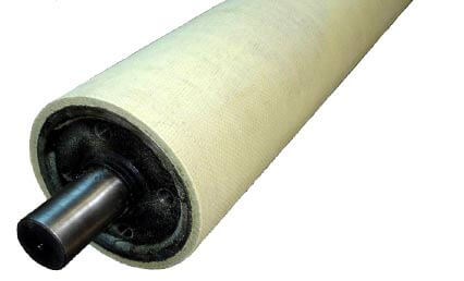 Aluminium Rollers - TENMAT