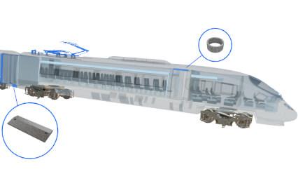 High Speed Train - TENMAT
