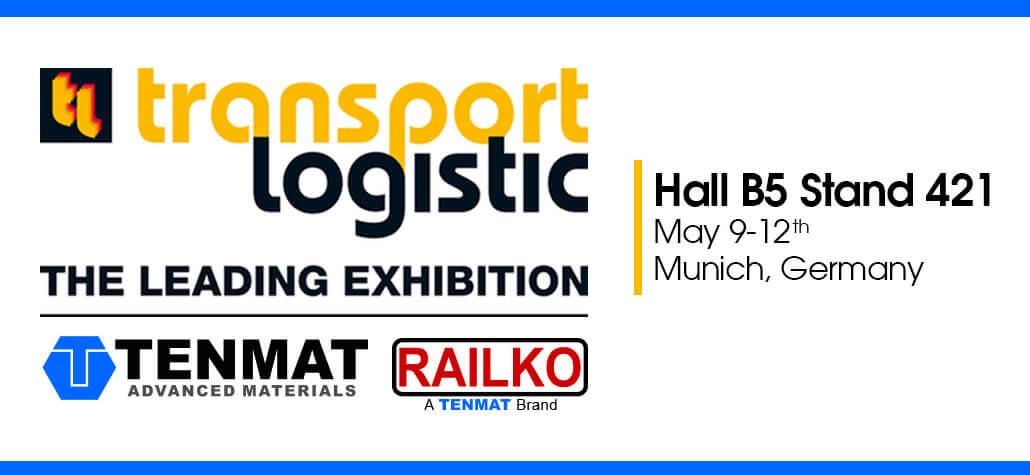 TENMAT-RAILKO at Transport Logistic 2017