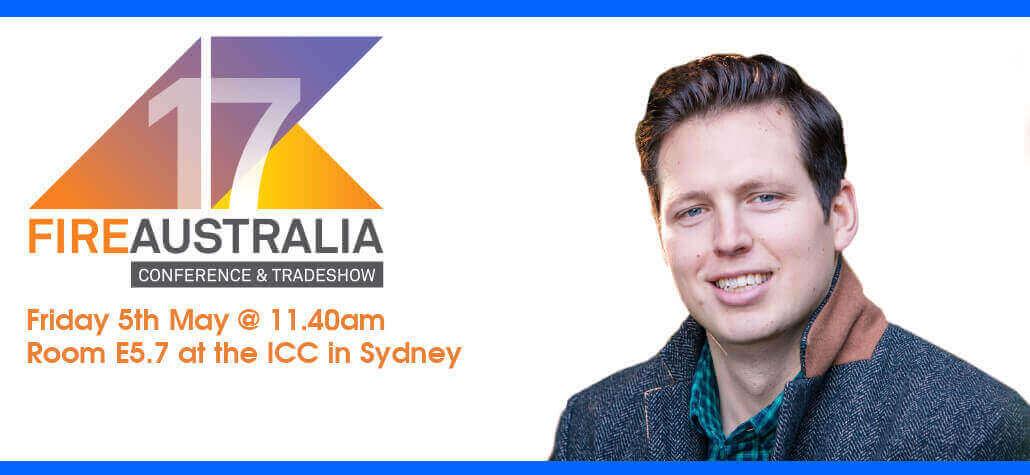 Mark Davies to speak at Fire Australia Conference 2017
