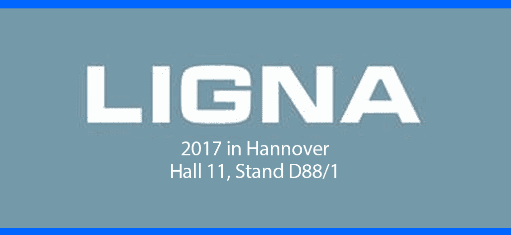 TENMAT are exhibiting at Ligna 2017 in Hannover