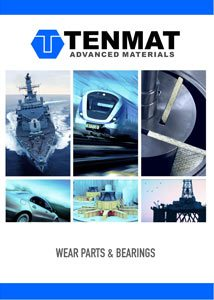 Wear Parts Bearings Brochure - TENMAT