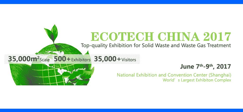 Ecotech China 2017