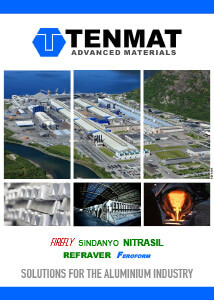 Aluminium Industry Solutions Brochure -TENMAT