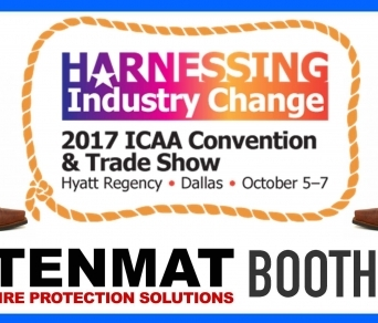 Join TENMAT at the ICAA Convention & Trade Show October 5-6, 2017
