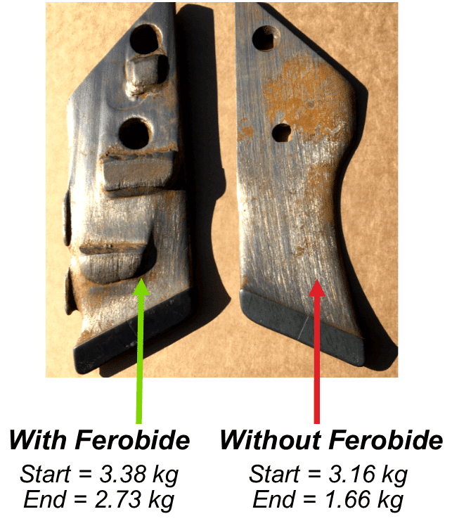 Ferobide Comparison - Plough Point