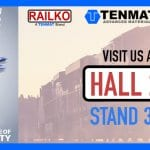 INNOTRANS 2018: VISIT TENMAT-RAILKO AT MESSE BERLIN, HALL 20 STAND 309.
