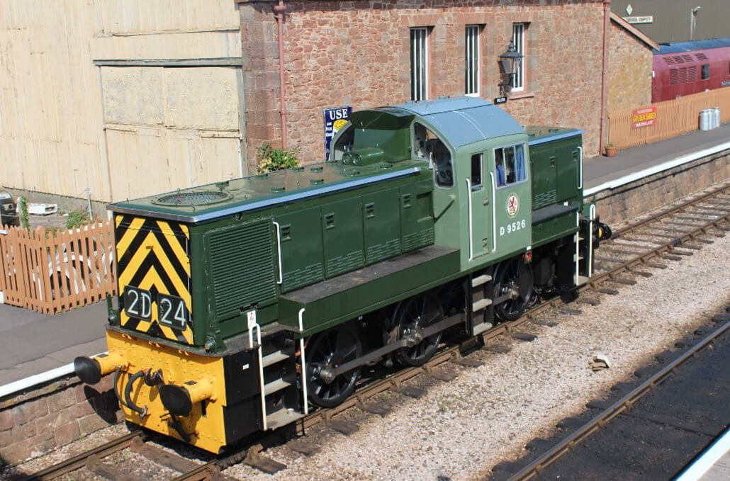 TENMAT Brings 21st Century Materials to Historic British Rail Locomotives.