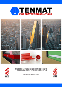 Tenmat Ventilated Fire Barriers Brochure