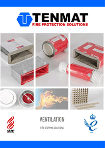 Ventilation Fire Stopping Solutions Brochure